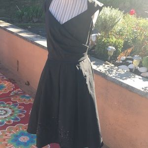 Patra little black dress